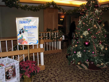 Mendakota Country Club Holiday Brunch